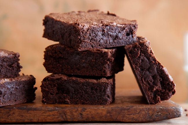 exercise-calorie-brownies
