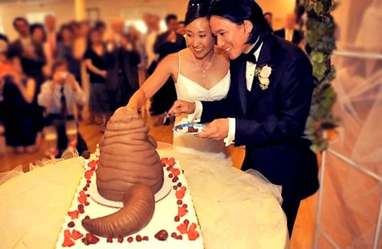 Ces horribles gâteaux de mariage ont ruiné la fête - Food Powa